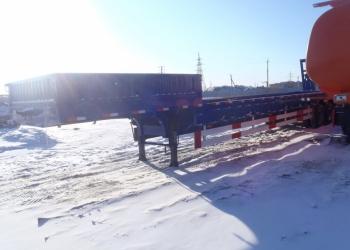 Полуприцеп Трал 60 тонн TONGYADA STY9380