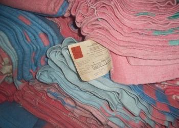 Продаю с хранения Госрезерва байковые одеяла 1,5 спальные