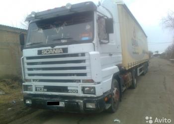 Scania 113RM