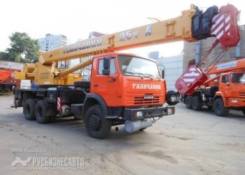 Автокран КС-55713-1В