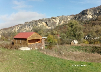 Участок в живописном уголке горного Крыма