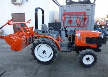 Мини-трактора из Японии в наличии и под заказ