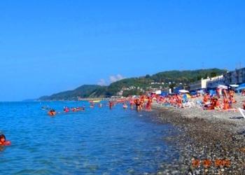Отдых на Черном море гостиница в Лоо возле моря