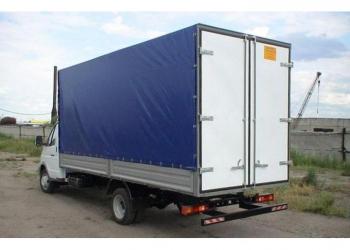 Грузоперевозки на грузовом транспорте Газель длина 4.20 метров по рф и стран снг