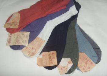 Носки хлопчатобумажные