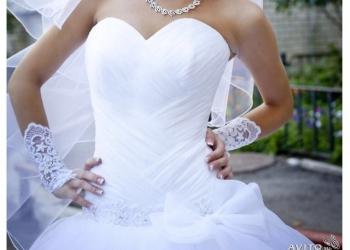 Срочно продам очень красивое свадебное платье!