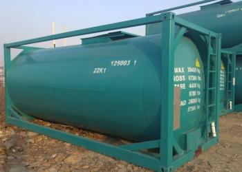 Танк – контейнер (контейнер-цистерна)  Т4, для перевозки дизельного топлива