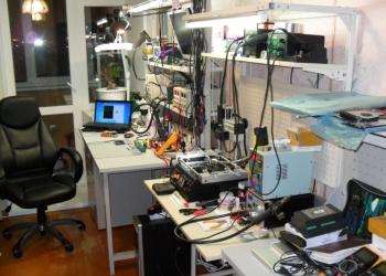 Ремонт ноутбуков, компьютеров  Apple, моноблоков,  мониторов и телевизоров.