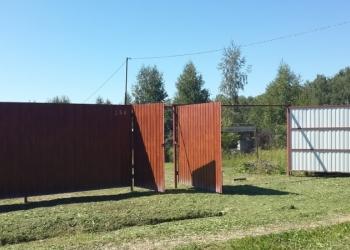 Продам участок 8 сот.,(СНТ),55 км от Москвы