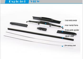 Щетки стеклоочистителя для автомобиля DAEWOO Matiz (3 шт.)