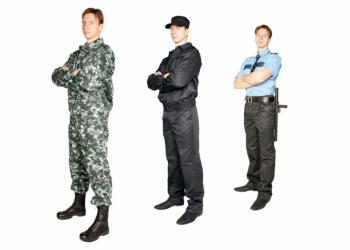 Требуются сотрудники охраны