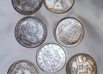 Старинные монеты (фейки)