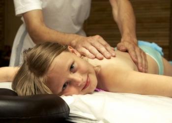 Профессиональный массаж детям, женщинам