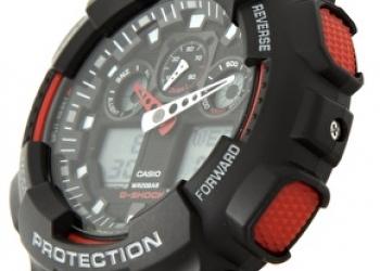Истинно мужские часы в подарок навсегда! G-SHOCK с отличной февральской скидкой!