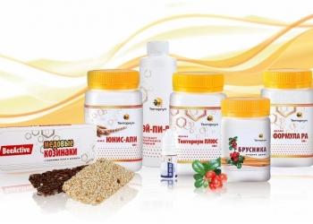 Продукты пчеловодства Тенториум в Самаре