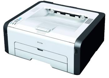 Лазерный принтер Ricoh SP 212Nw