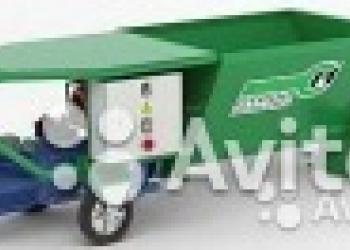 Штукатурная станция (агрегат)