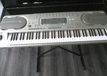 продаю синтезатор CASIO VK3300