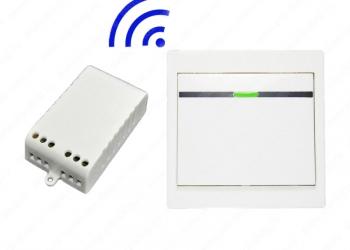 Дистанционный переключатель на 1 линию нагрузки, дальность 20м (00150)