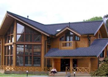 Готовые проекты финских деревянных домов