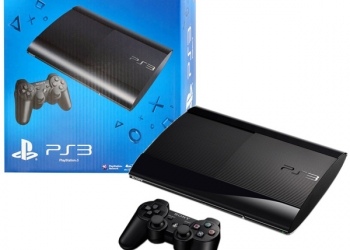 Игровая консоль PlayStation 3 Sony 12GB (CECH-4208A)