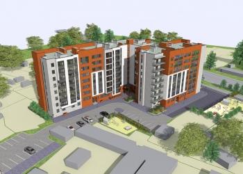 Квартира в новом доме, ЖК Янтарный дом
