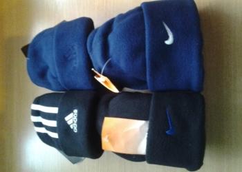 Фирменные шапки Adidas, Nike, Reebok