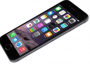 IPhone 5s на Android в металлическом корпусе