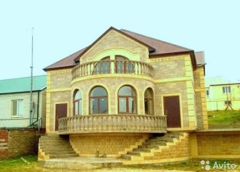 Красивый дом в Каспийске