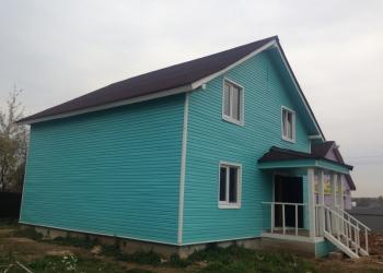 Новый дом в с.Петровское 150кв.м. 4 сот. 44 км. от МКАД по Щелковскому ш.