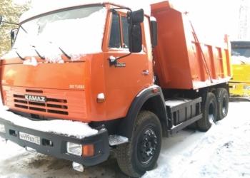 КАМАЗ 65115, самосвал, 2012г.
