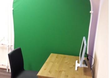 Продам Фон Photoflex Chromakey зелёный/синий 1,8 х 2,1 м