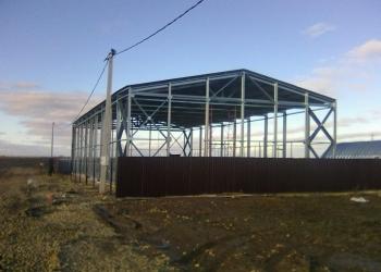 производство и строительство быстровозводимых зданий ЛСТК