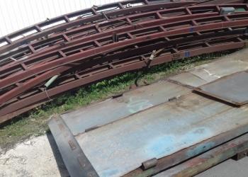 Плиты перекрытия дорожные стеновые от 350рм2