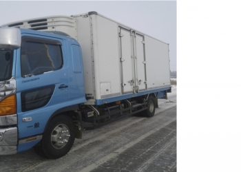 Перевозки Рефрижератор, 5 тонн по ДВ-региону и в Хабаровске