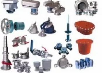 Резервуарное оборудование: огнепреградители, клапаны дыхательные