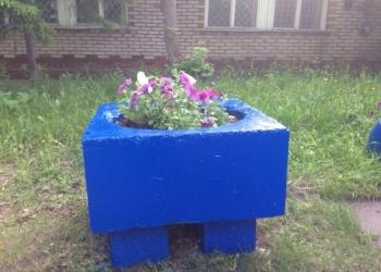 Вазоны под цветы