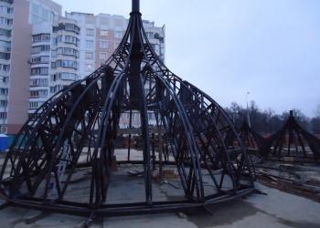 Необходим срочно специалист по изготовлению и облицовки купольных конструкций.