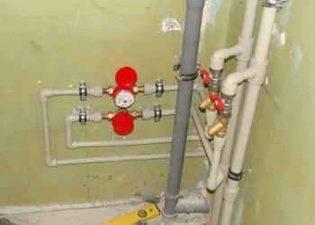 Монтаж отопления,водопровода,прочистка засоров