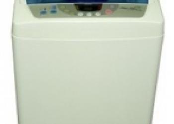 """Воздушно-пузырьковая стиральная машинка """"Daewoo 806 WPS"""""""