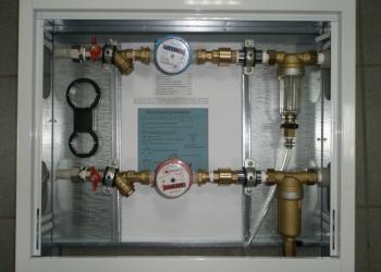 Установка счетчиков, радиаторов отопления, сварочные работы.