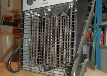 Тепловентилятор ЭТВ-Б-9Л режимы вентилятор/4,5/9 кВт/380 В + терморегулятор