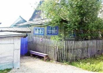 Дом 55 м² на участке 11 сот.
