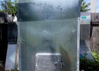 Котел отопления на 10000 куб. м