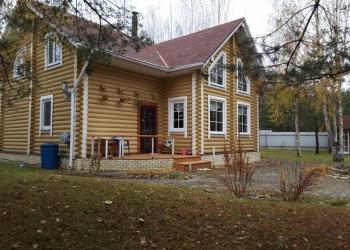 Продам новый дом.