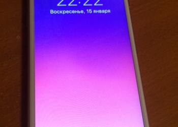 Продаю iPhone 6s 16Gb rose gold