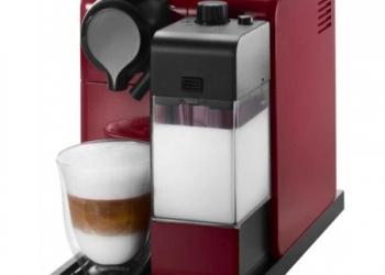Капсульная кофемашина Delonghi Lattissima EN 521 R