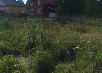 участок 8 соток  вблизи деревни Мещерское