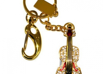 Флешка скрипка 16 гб