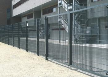 3D Забор. Еврозабор. Система ограждения